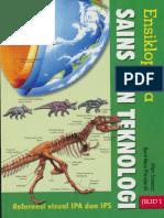 Dk Ensiklopedia Sains Dan Teknologi 1 Alam Semesta Bumi Masa Prasejarah