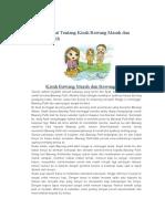 Cerita Rakyat Tentang Kisah Bawang Merah Dan Bawang