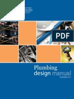 Plumbing Design Manual - Nov, 2014