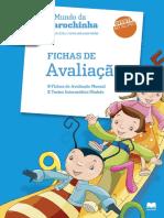 Fichas de Avaliação de Matemática