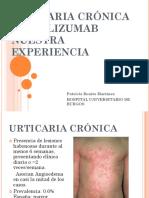 6 Urticaria Crónica y Omalizumab