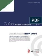 Guia Practica Del IRPF 2014