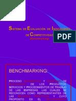 SISTEMA  DE EVALUACIÓN  DE  INDICADORES DE COMPETITIVIDAD