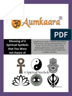 Meaning of 6 Spiritual Symbols that You Were not Aware of