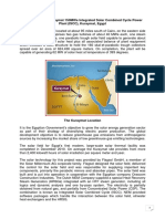 Overview of the Kuraymat Solar Power Plant En