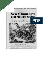 Sea Chantey's and Sailors Songs