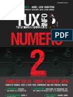 "TuxInfo ""Numero 2"" Revista gratuita en formato PDF"