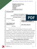 Patagonia v. Patagucci - trademark complaint.pdf