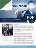 Cyber Task Force - Membership Details