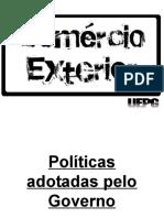 Politica Economica - Metodologia de Pesquisa 2007