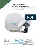 130550 F Installation Manual 4009-33