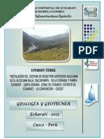 Geologia y Geotecnia
