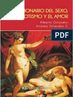 Alberto Orlandini- Diccionario Del Sexo Amor y Erotismo