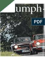 Fahrbericht - 3 Generationen Triumph TR