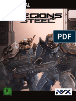 Legions of Steel Manual eBook