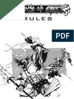 Legions of Steel (Boardgame) Rulebook