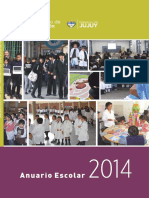 anuario escolar de la provincia de jujuy 2014