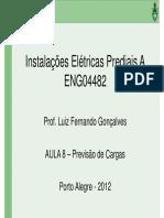 ENG04482 Aula 08 Previsao Cargas