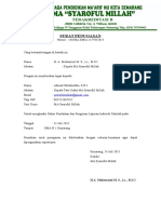Surat Penugasan Rakor Li 2015