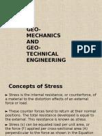 PME- 331 Geomechanics