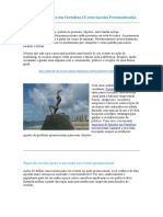 Sacolas Personalizadas para Empresas de Fortaleza CE