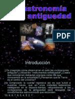 astronomía en la antiguedad