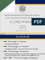 [slides] Il caso Ryanair
