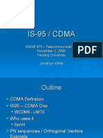 Lecture 13 Cdma