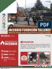 Incendio Fundición Talleres PRESENTACION