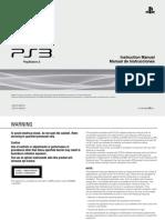 Playstation Ps3 Manual