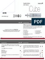 ICube Web Manual
