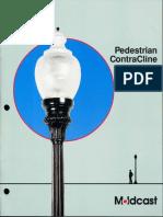 Moldcast Pedestrian Contra Cline Brochure 1998