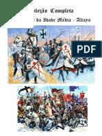 Catálogo Cavaleiros Da Idade Média