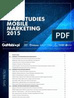 Case Studies Mobile Marketing 2015
