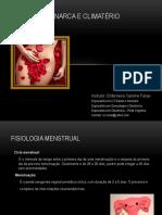 Aula 2 - Cliclo Menstrual e Climatério