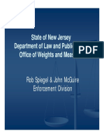 NJ Weights and Measures Presentation