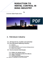 introduction to inviromental control in refining industry.ppt