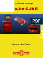 CJK5 - Equipment Specification (en 2011)