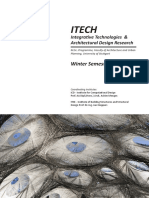 ITECH Information Brochure