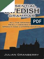 01.Essential Swedish Grammar