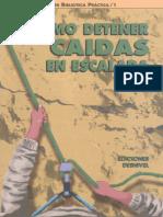 01.- Como Detener Caidas en Escalada - Desnivel (1995)