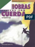 02.- Maniobras Con Cuerdas - Desnivel (1995)
