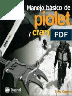 Manejo Basico Piolet y Crampones - Ediciones Desnivel (2005)