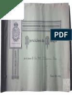 Cuaderno de dibujo (1924) - Museo del Instituto de San Isidro