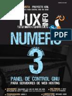 "TuxInfo ""Numero 3"" Revista gratuita en formato PDF"