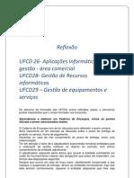 Gestão de equipamentos e serviços Jorge Ramos