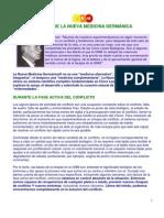Terapia de la Nueva Medicina Germanica - Dr. Hamer