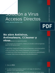 Solución a Virus Accesos Directos