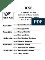 Aulas ICSE 4º Turno 1º Parcial 2014-2 (1)