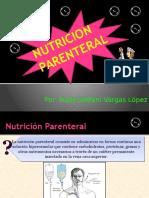nutricion parenteral